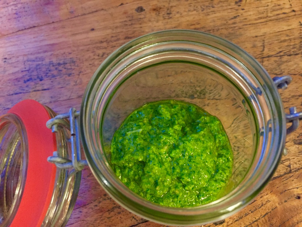 Pesto Salbei Basilikum