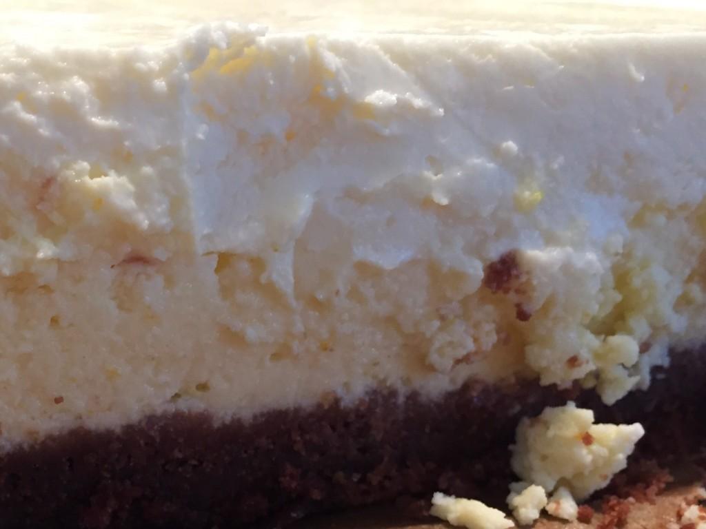 Cheesecake Geburtstag