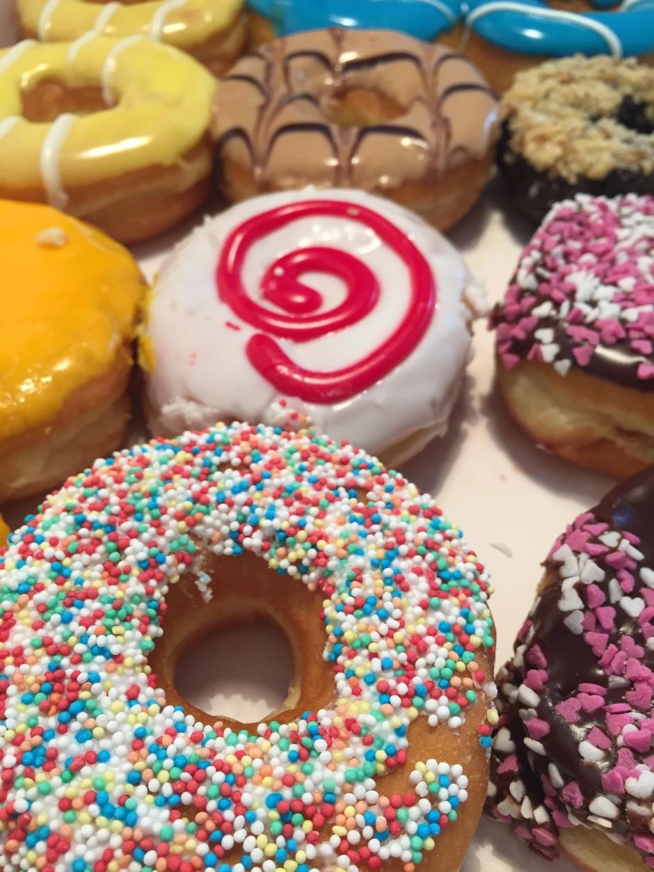 Donuts Dunkin Donuts