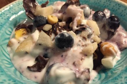 Frozen Beerenjoghurt