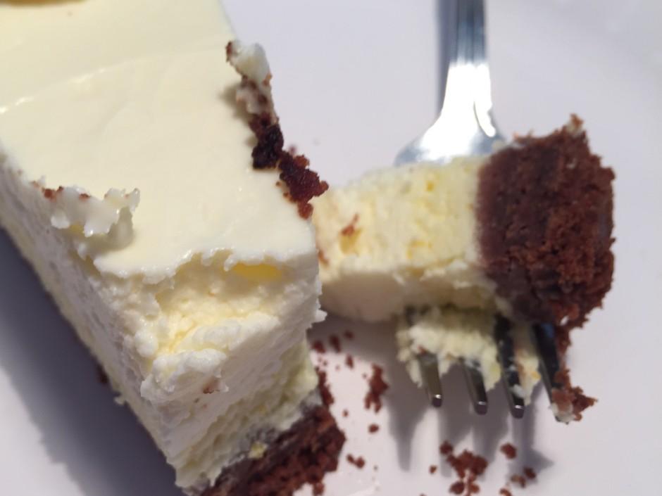 Geburtstagskuchen Cheesecake