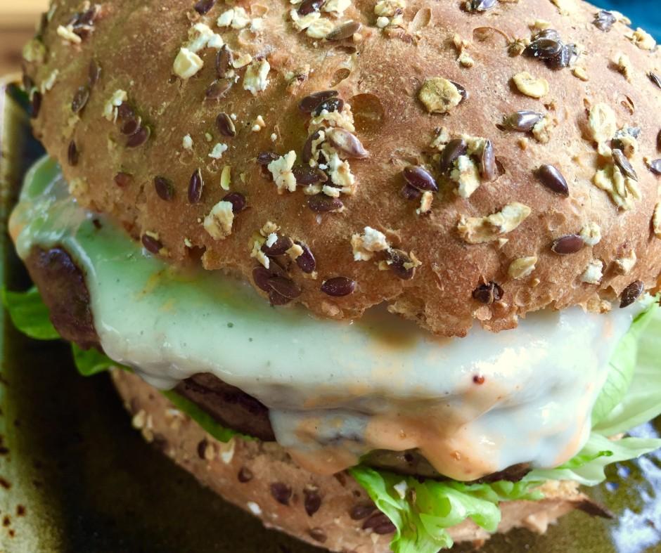 Gorgonzola Burger Hans im Glück