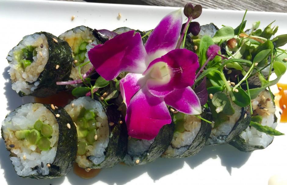 Veggie Sushi Sansibar