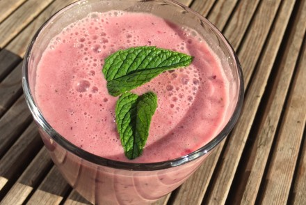 Wassermelone Almased Smoothie