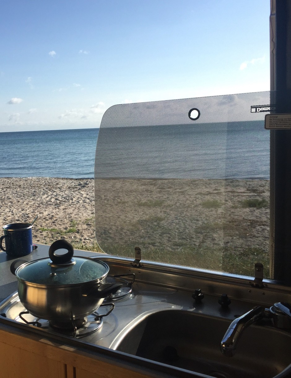 Kitchen with a View Schweden