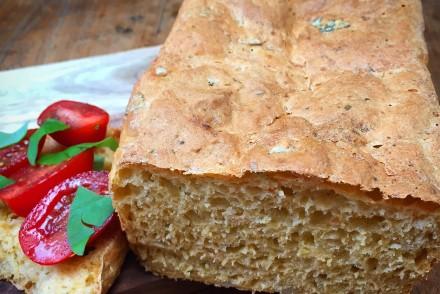 Dinkel Zucchini Brot
