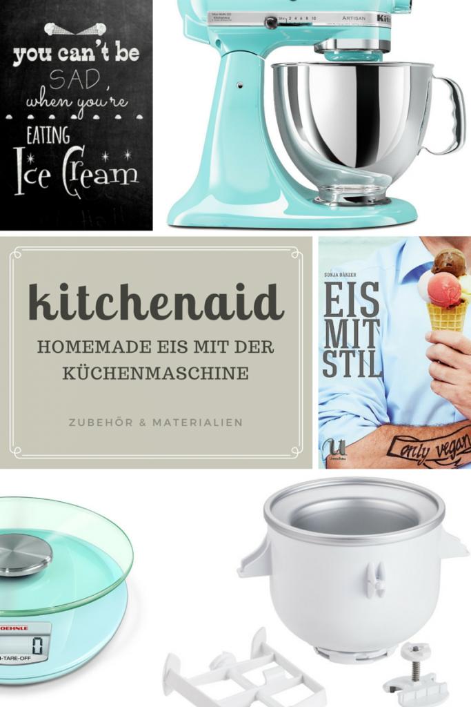 Kitchenaid Eiscreme Zubehör