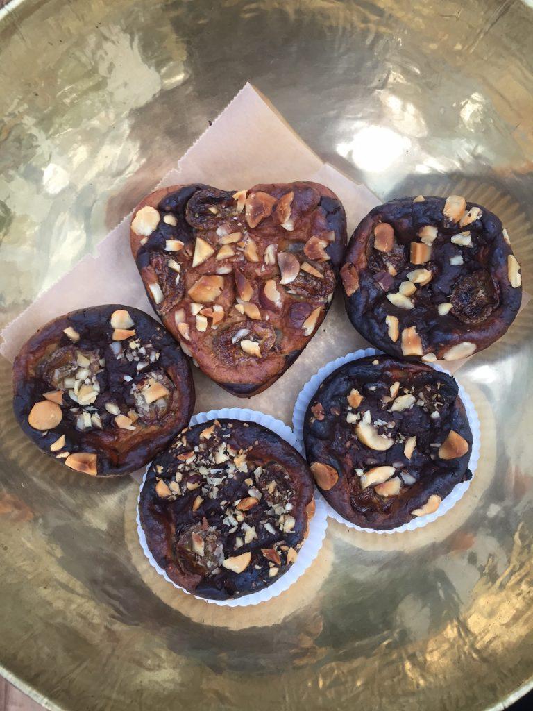 Bananenbrot Muffins