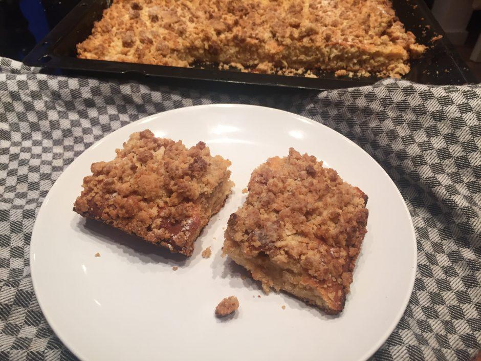 Blechkuchen ohne Butter