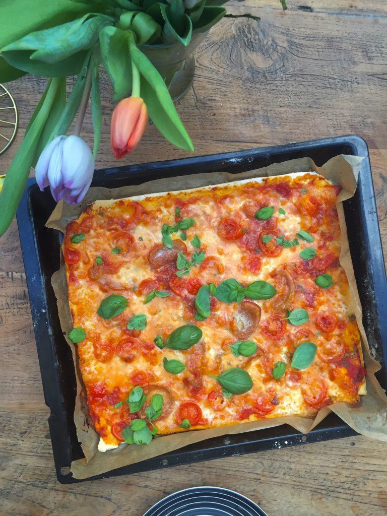 Weltbeste Pizza Margherita